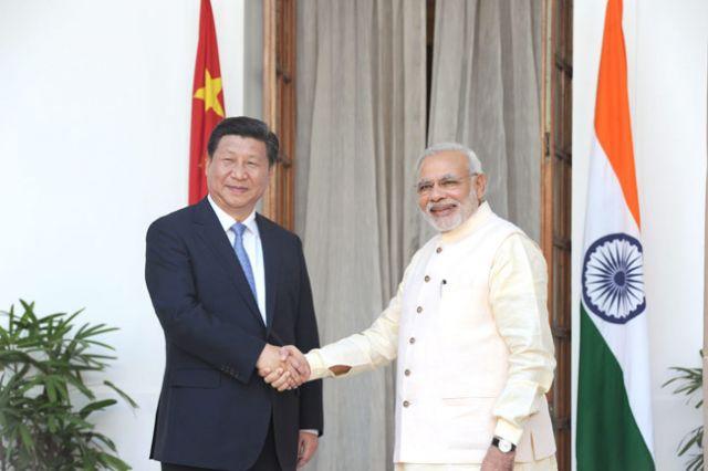 मोदी-जिनपिंग के संबंधो से कम होगा भारत-चीन के बीच तनाव