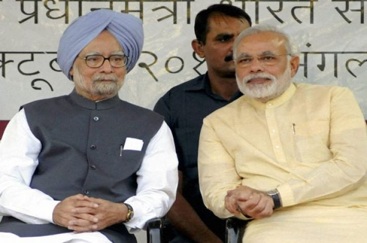 पूर्व PM मनमोहन ने PM मोदी को दी थी कश्मीर समझौते की गुप्त रिपोर्ट