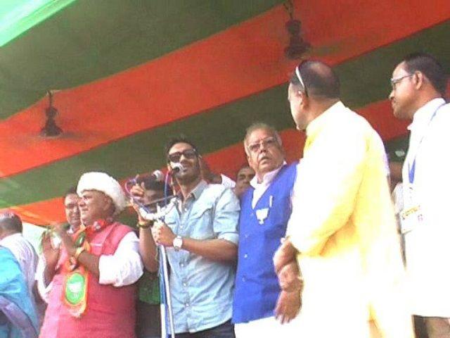 बिहार चुनाव : BJP का प्रचार करने बिहारियों के बीच आया सिंघम