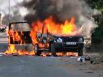 पंजाब : प्रदर्शन के दौरान पुलिस से झड़प, 2 की मौत 70 घायल