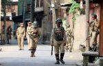 श्रीनगर में हालात नर्म, कश्मीर में तनाव