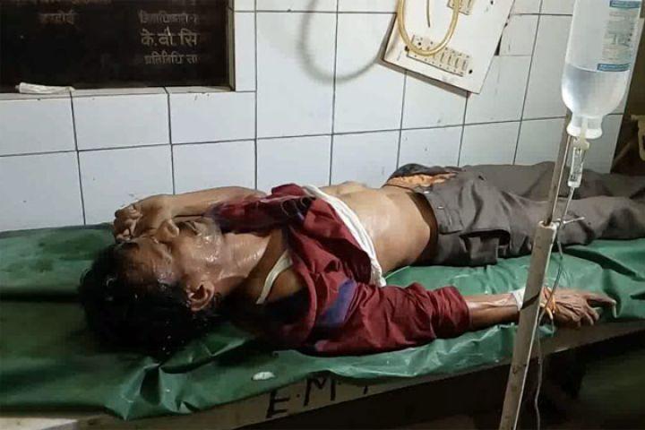 भरी अदालत में अज्ञात शख्स ने हत्या के आरोपी को गोली मारी