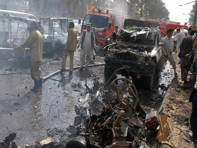 पुणे में दो विस्फोट, एक मजदूर की मौत