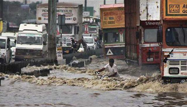 मप्र में भारी बारिश के कारण 77 लोगों की मौत