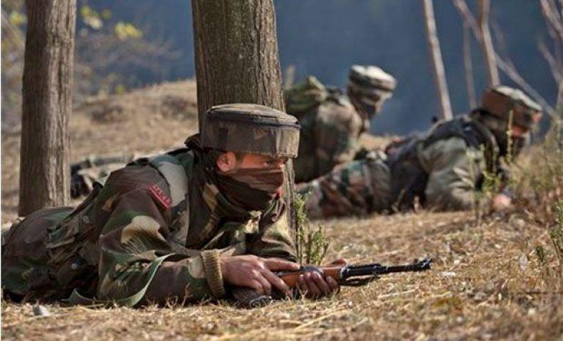 सेना और आतंकियों के बीच मुठभेड़ में एक जवान शहीद