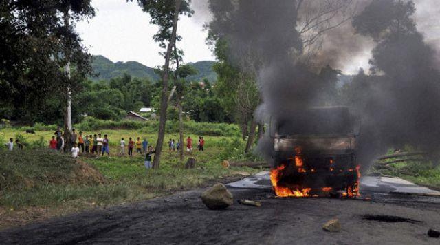 मणिपुर हिंसा में 8 की मौत, 30 घायल