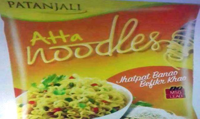 2 मिनट छोड़िए, आटा नूडल परोसिए