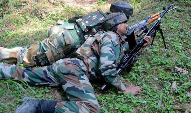 सेना और आतंकियों के बीच मुठभेड़ खत्म, 4 आतंकी ढेर, एक जवान शहीद