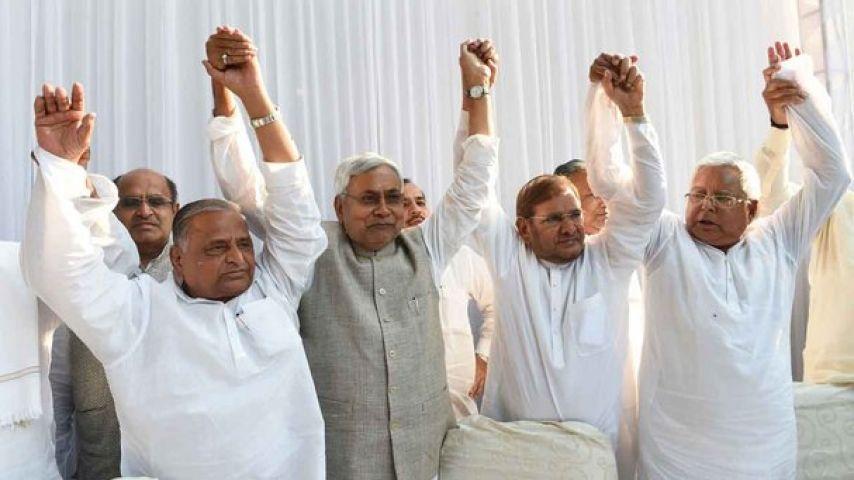 टूट गया जनता परिवार, बिहार में खुद के दम पर चुनाव लड़ेगी सपा
