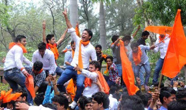 DU में चुनाव प्रचार के दौरान छात्र संगठनों में विवाद, NSUI कैंडिडेट्स पर हुआ हमला