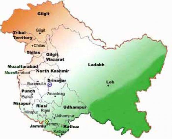 जम्मू कश्मीर: टाटा सूमो के नाले में गिरने से 7 लोगो की मौत