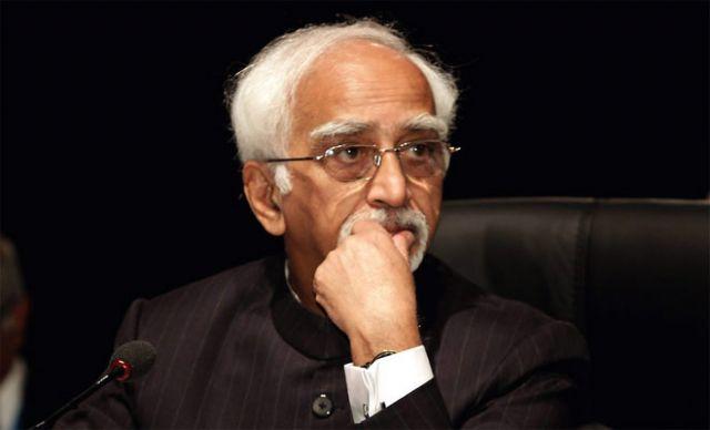 RSS ने उपराष्ट्रपति पर बोला हमला