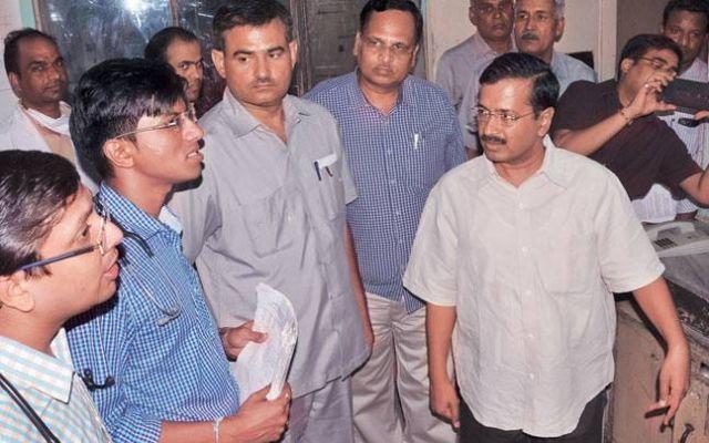 डेंगू के बढ़ते प्रकोप को लेकर CM केजरीवाल ने किया अस्पतालों का दौरा