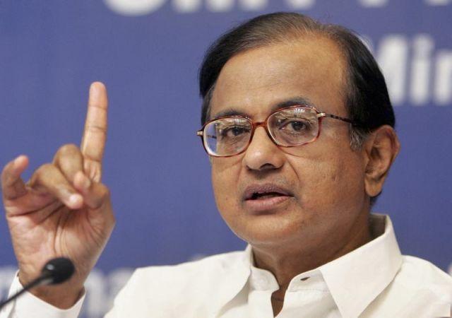 जनधन से पहले UPA ने खोले थे 24 करोड़ फ्रिल अकाउंट : चिदंबरम