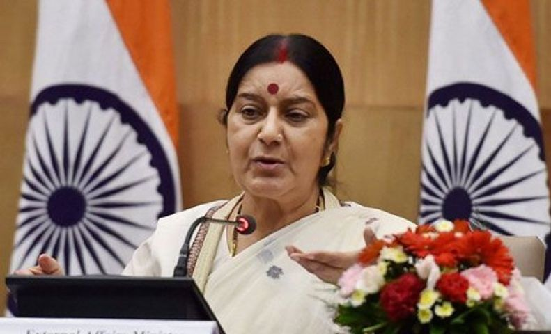 ISIS द्वारा बंधक बनाए गए सभी 39 भारतीय जीवित : सुषमा