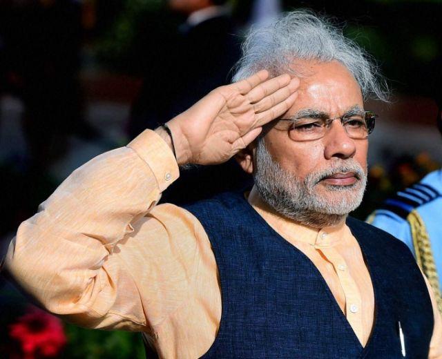 1965 के युद्ध की स्वर्णजयंति पर PM मोदी ने दी युद्ध वीरों को श्रद्धांजलि