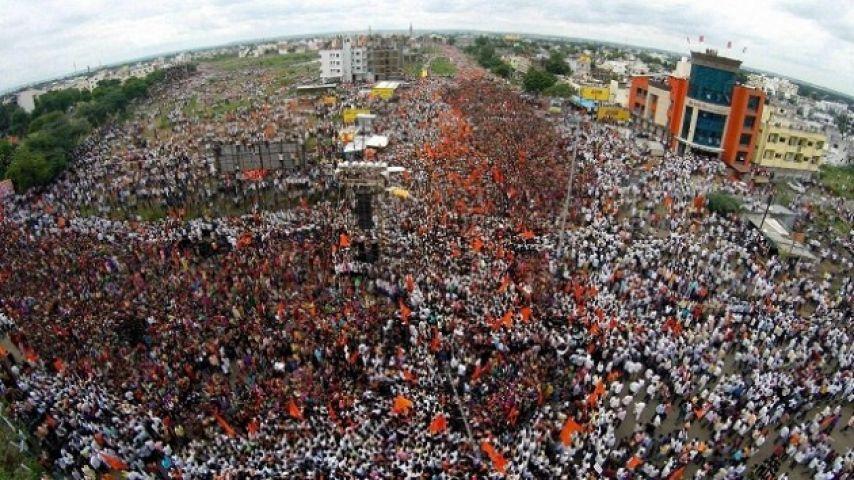 जागी मराठों की शक्ति, राज्यभर में हो रहा आंदोलन का शंखनाद