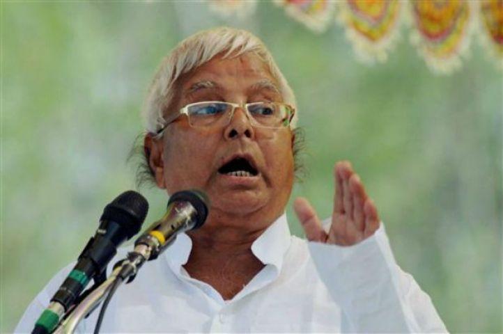लालू ने मोहन भागवत पर बोला हमला, आरएसएस को बताया हिंदू विरोधी संघठन