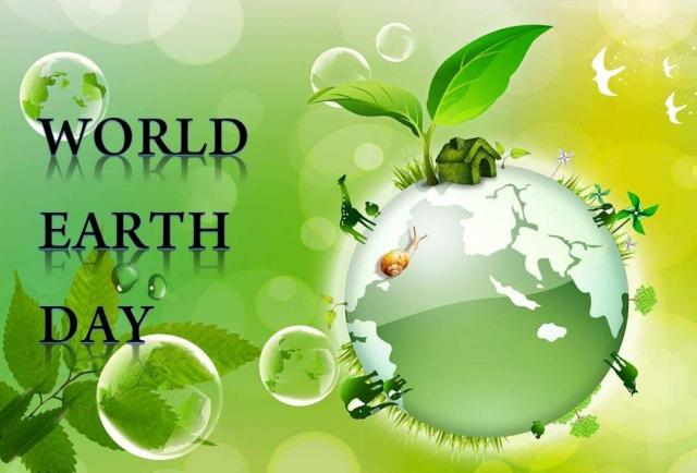 पृथ्वी दिवस पर ले खुशहाली की शपथ