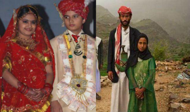 हिन्दू मुस्लिम समुदाय में ज्यादा होते है बाल विवाह