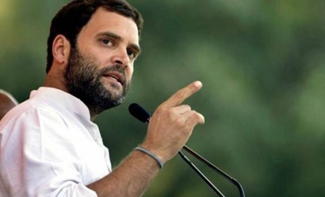 19 अप्रैल को जनसभा को संबोधित करेंगे राहुल गांधी : कांग्रेस