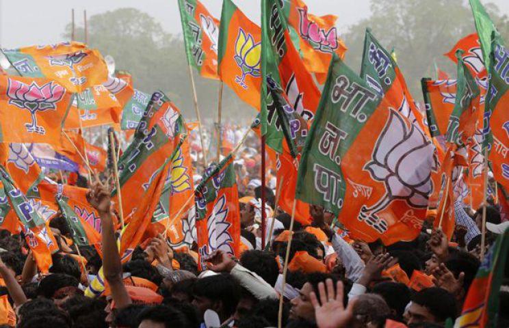 भाजपा ने बनाए 10 करोड़ 43 लाख सदस्य