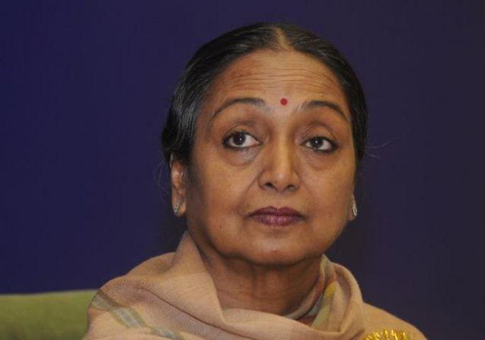 मीरा कुमार ने साधा केंद्र सरकार पर निशाना