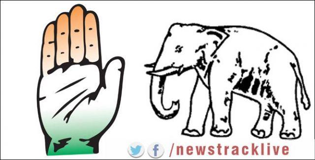 कांग्रेस कर सकती है पंजाब में बसपा से गठबंधन