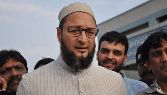 मोदी सरकार ने खुश कर दिया असुद्दीन ओवैसी को....