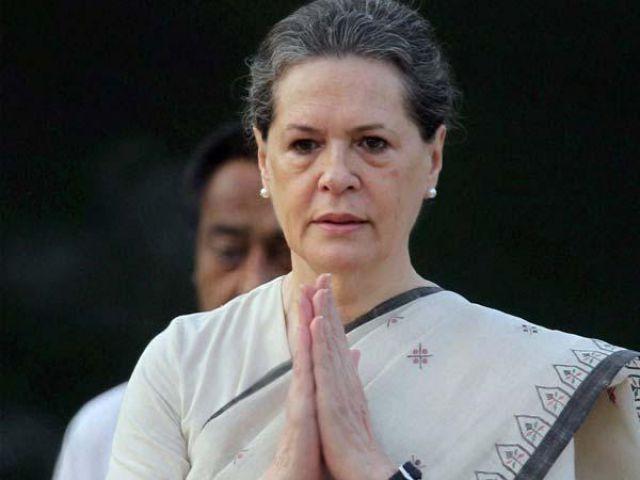 सोनिया गांधी देंगी वरिष्ठ कांग्रेसी नेताओं को रात्रिभोज