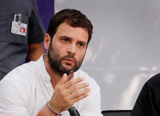 राहुल ने खोला भाजपा के खिलाफ मोर्चा, रिक्त पदों पर उठाए सवाल