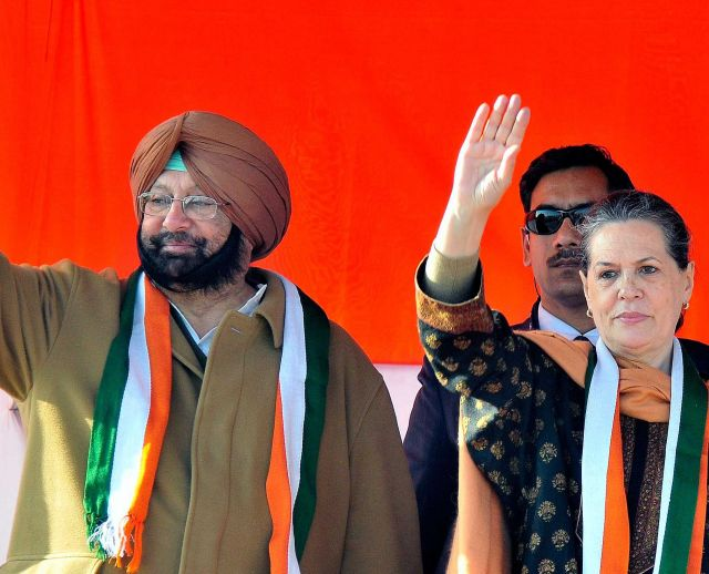 कांग्रेस के पूर्व मुख़्यमंत्री ने कहा: थक चुकी हैं सोनिया, किसी और को दे मौका