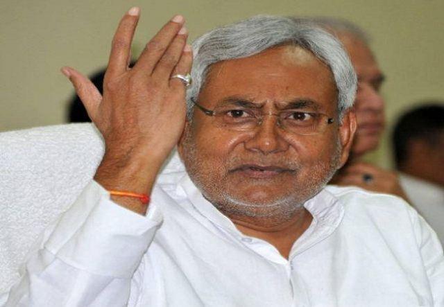 गोहत्या का मुद्दा भी नेताओं-कार्यकर्ताओं की तरह इम्पोर्ट कर रही BJP -नितीश