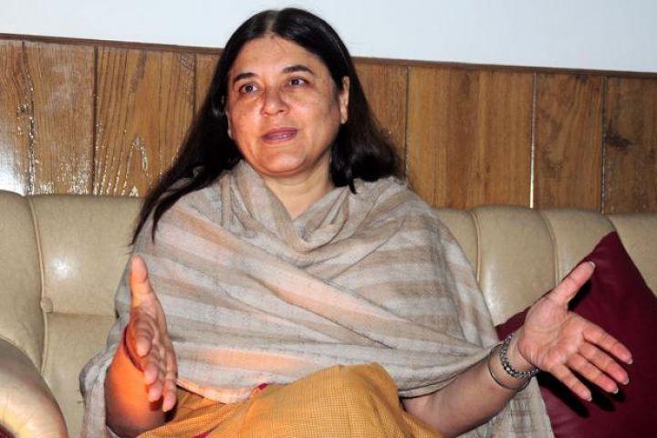 मेनका ने दादरी पर हो रहे राजनीतिकरण के प्रयासों की निंदा की