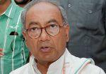पुलिस ने कांग्रेस महासचिव दिग्विजय सिंह से की 5 घटों तक पूछताछ