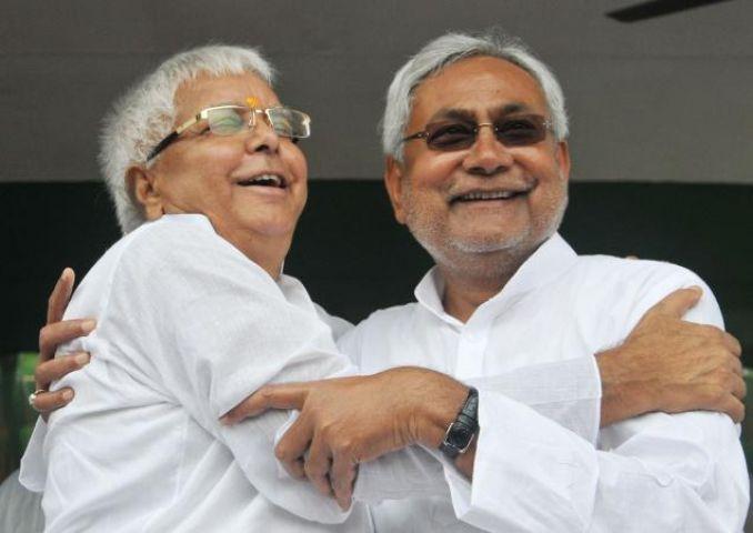 BJP गठबंधन पर भारी पड़ेगा लालू-नीतीश महागठबंधन : सर्वे