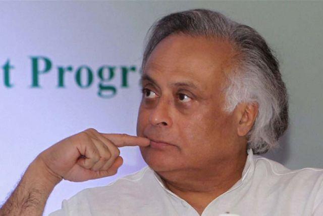 कांग्रेस प्रमुख का दायित्व उठाने को राहुल है तैयार : रमेश