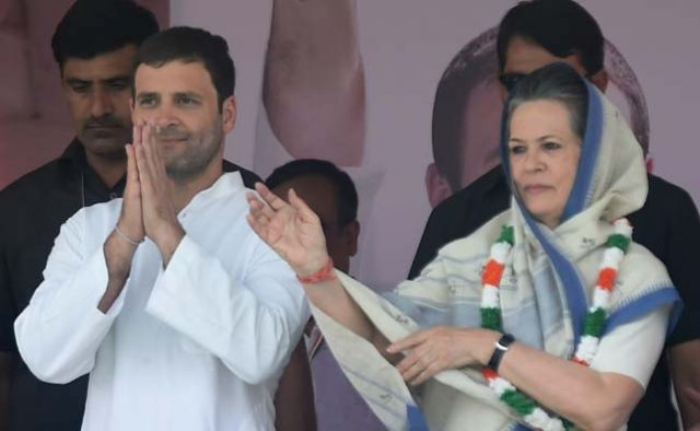 PM मोदी को विदेश यात्रा और उद्योगपतियों से मिलने से फुर्सत नहीं : सोनिया गांधी