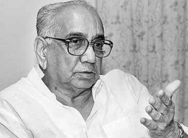 BJP के वरिष्ठ नेता कापसे का निधन