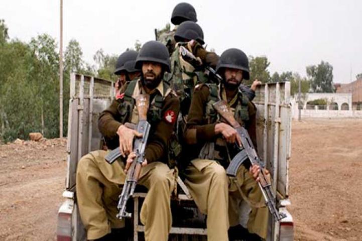 सुरक्षा बलों ने मार गिराये 13 आतंकवादी
