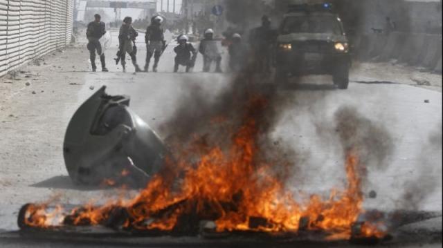 हिंसक घटनाओं में करीब 521 लोग प्रभावित