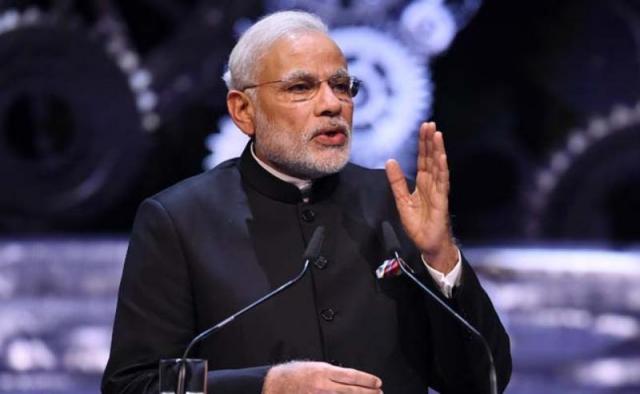 भारत विदेशी निवेश के लिए बेहतर स्थान : मोदी