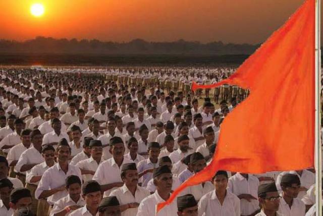 RSS को आतंकी संगठन घोषित करने की याचिका रद्द करो : अमेरिका