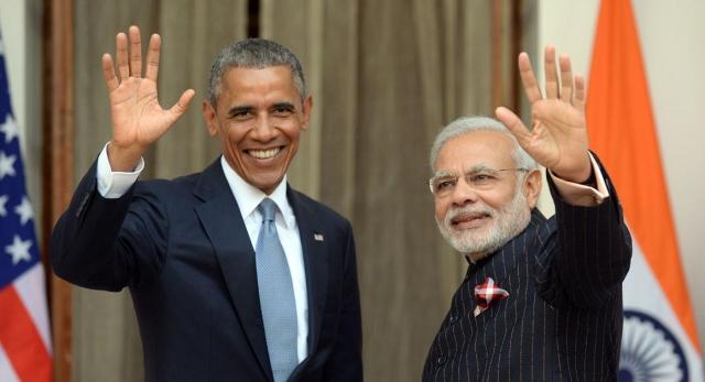 ओबामा ने मोदी को कहा भारत का