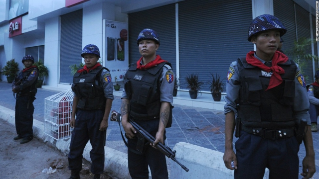 म्यांमार में संघर्ष जारी, 3 प्रमुख क्षेत्र काबू में