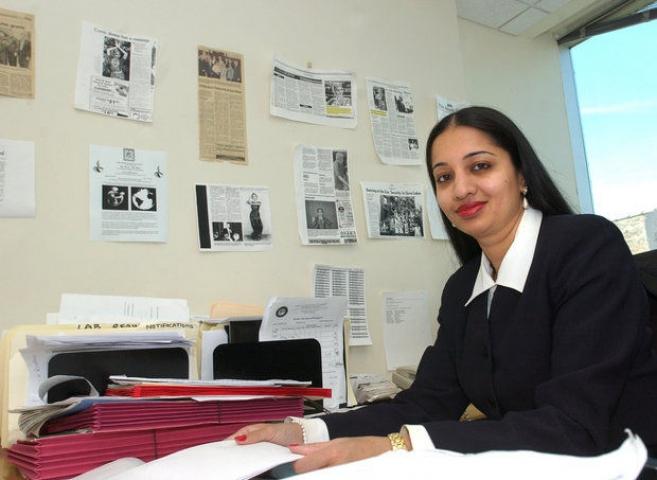 पहली बार भारतीय मूल की महिला बनीं न्यूयॉर्क की जज