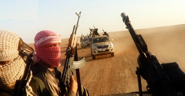 रमादी पर ISIS रख रहा नज़र