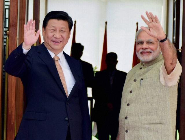 भारत और चीन की कमांड शक्तिशाली हाथों में