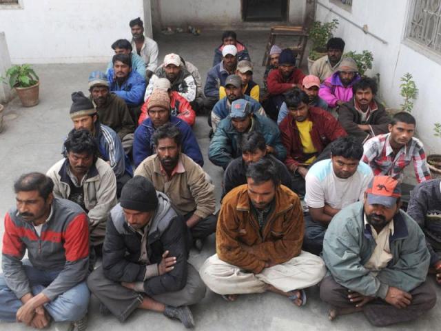 48 भारतीय मछुआरे पाकिस्तान की गिरफ्त में