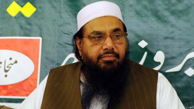 हाफिज : पाकिस्तान के साथ मिलकर भारत के टुकड़े-टुकड़े कर देंगे